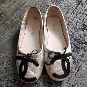 Chanel Cambon Flats